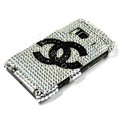 Bling Chanel Diamond Crystals Hard Cases Covers For Nokia N8