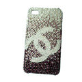 Chanel iphone 3G case crystal diamond Gradual change cover - 04