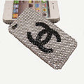 Chanel iphone 4G cases diamond covers - 03