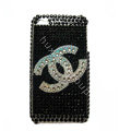 Chanel iphone 4G cases diamond covers - 04