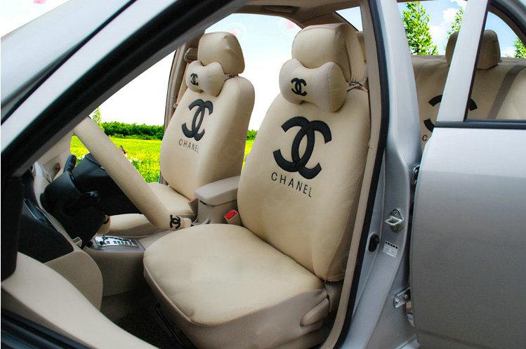 Buy Wholesale Luxury Oulilai Chanel Universal Automobile Car Seat ...