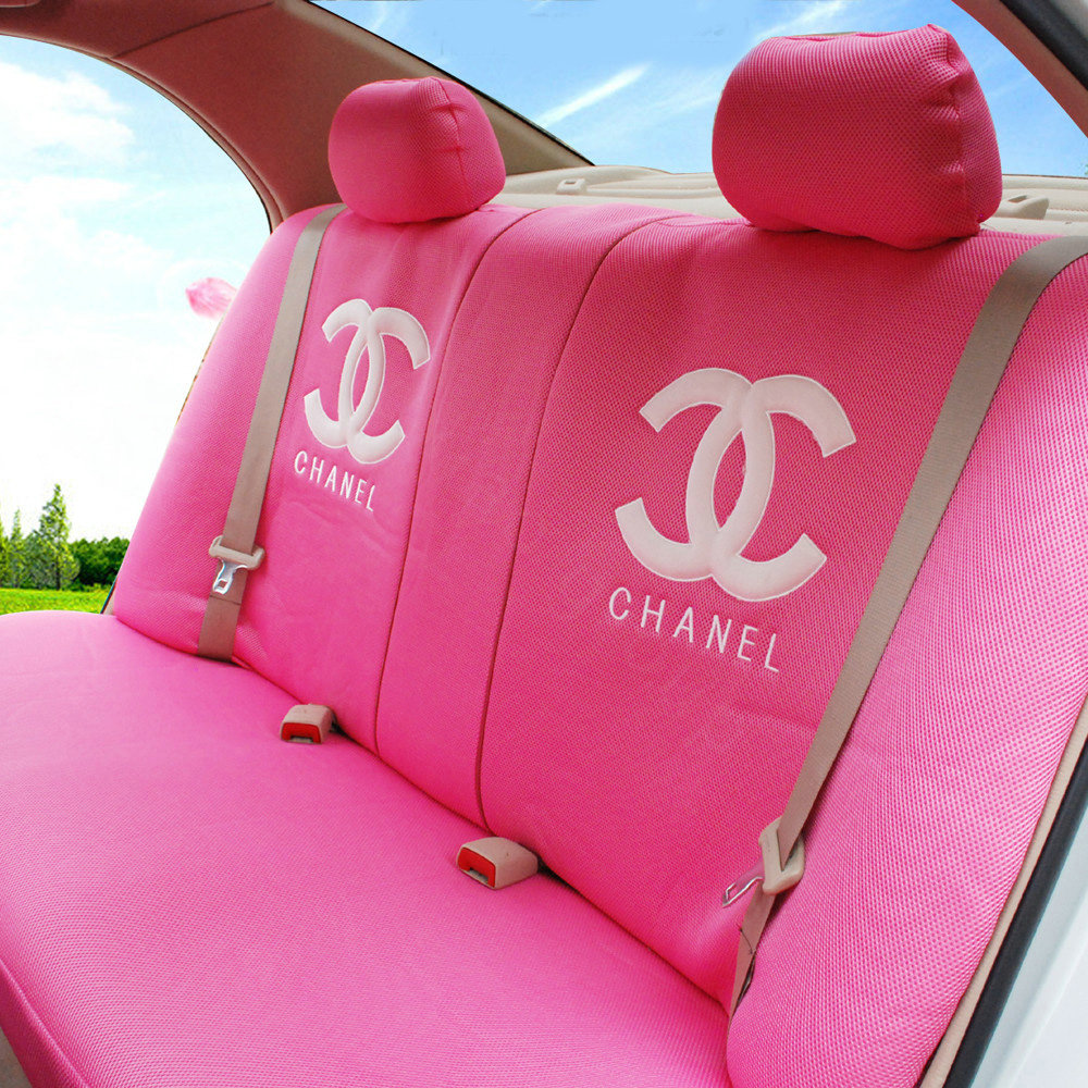 Chanel Seat Covers On The Hunt