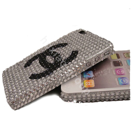 Buy Wholesale Chanel iPhone 6 Plus case crystal diamond ...