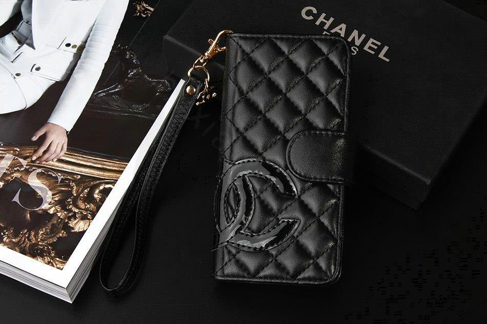 Buy Wholesale Unique Sheepskin Chanel Folder Leather Case