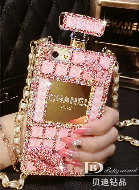 Buy Wholesale Classic Chanel Perfume Bottle Crystal Case