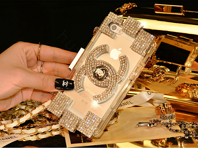 Case Design sony ericsson phone cases : Buy Wholesale Personality Bling Chanel Crystal Case Diamond Cover for ...