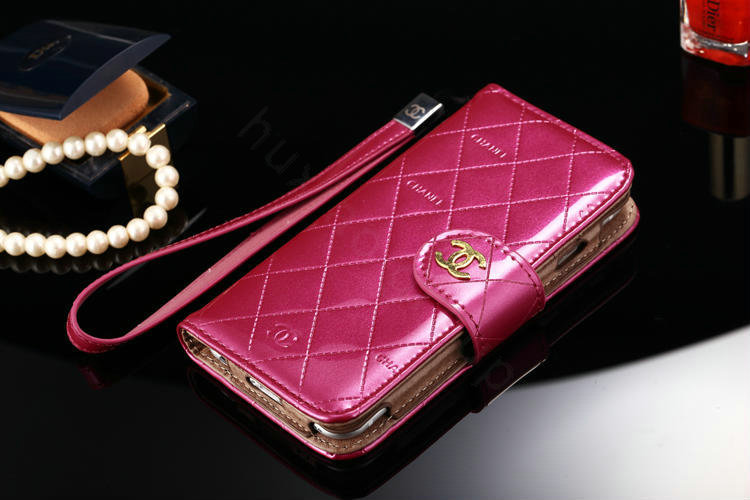 Chanel Iphone  Plus Case Wallet