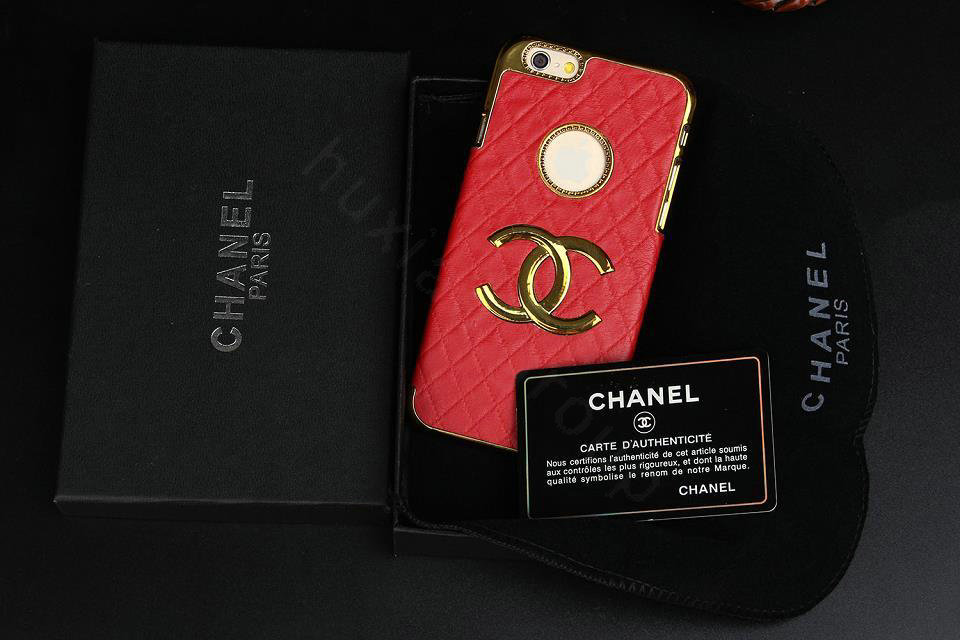 Buy Wholesale Chanel leather Cases Luxury Hard Back Covers Skin for ...