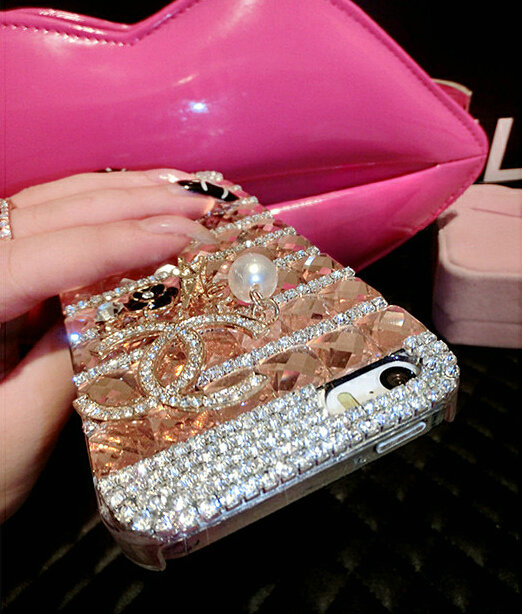 rhinestone iphone 7 case