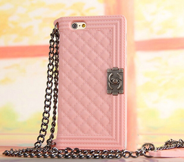 Buy Wholesale Classic Chanel Chain Handbag Silicone Cases ...