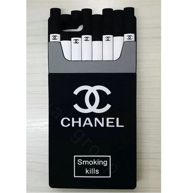 Super Buy Wholesale Unique Chanel Cigarette Box Silicone Cases For  XY98