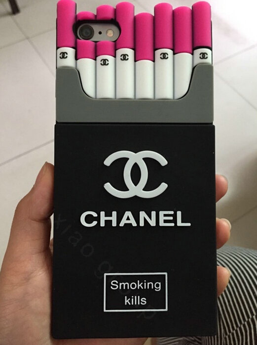 Fabuleux Buy Wholesale Unique Chanel Cigarette Box Silicone Cases For  UN84