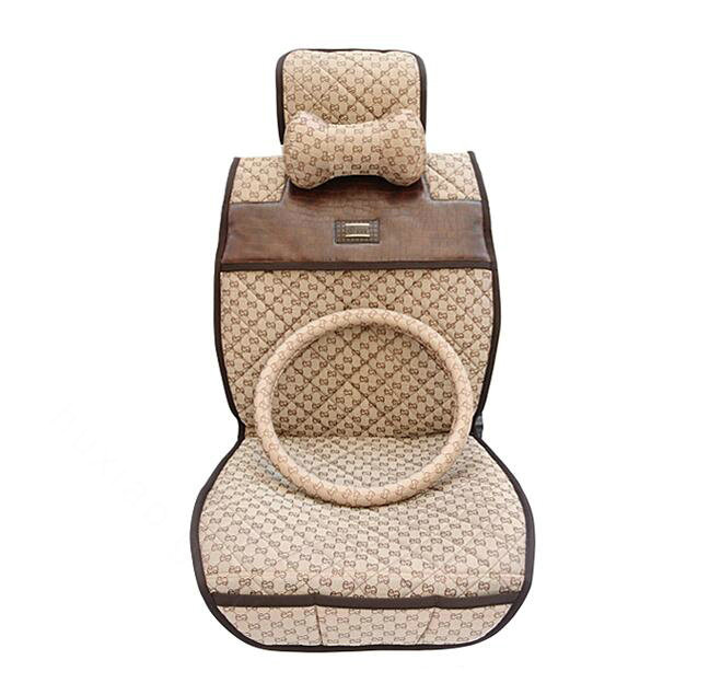 Buy Wholesale Trend GUCCI Print Jacquard Cloth Car Seat
