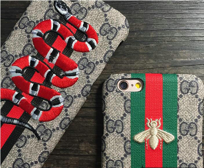 Gucci Iphone 7 Plus Case Snake