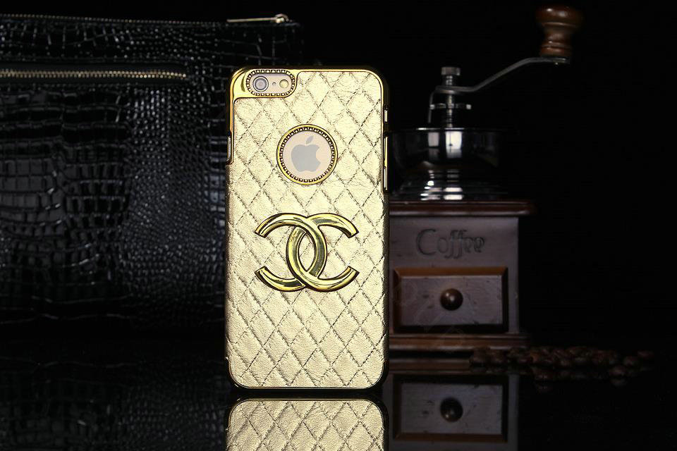 Buy Wholesale Chanel leather Cases Luxury Hard Back Covers ...