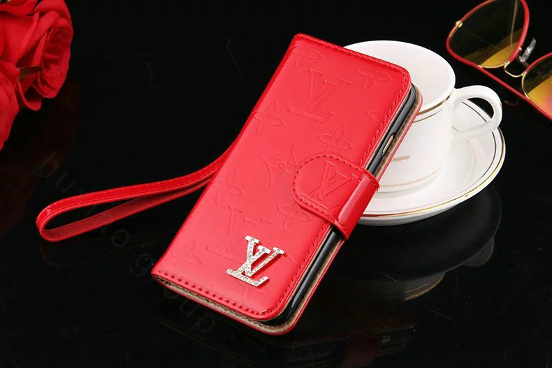 Best Book Cover For Iphone : Buy wholesale top mirror louis vuitton lv patent leather