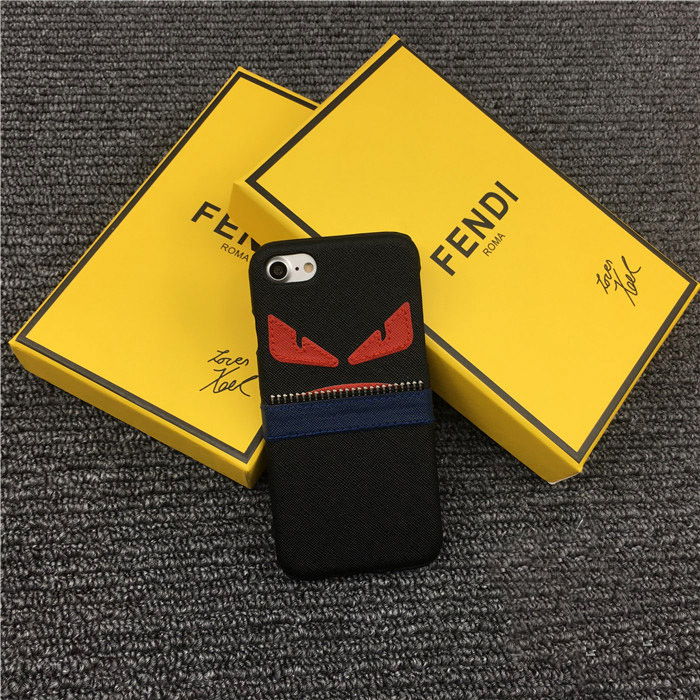 custodia iphone 8 fendi