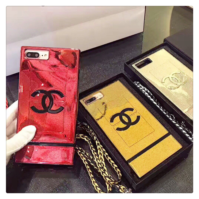Buy Wholesale New Chanel Faux Leather Lanyards Cases Shell ...