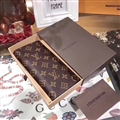 Top LV Classic Beautiful Genuine Leather Bags Womens Wallets Cover Ladies Banquet Purse Handbag - Brown