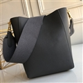 Celine Beautiful Classic Pretty Convenient Shoulder Genuine Leather Open Large Lady Bags - Black