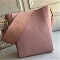 Celine Beautiful Classic Pretty Convenient Shoulder Genuine Leather Open Large Lady Bags - Pink