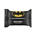 Batman Awsome Genuine Leather Car Tissue Paper Boxs Holder for Car Home - Black Yellow