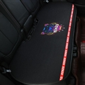 Flax Kenzo 1 Pcs Back Pad Car Seat Covers Universal Pads Auto Seat Cushions - Black Colorful
