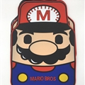 Super Mario Car Carpet Car Floor Mats Rubber 5pcs Sets - Colorful
