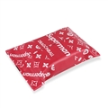 Superman LV Awsome Genuine Leather Car Tissue Paper Boxs Holder for Car Home - Red