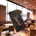 Classic Bling YSL Diamond Sequins Cover Good Rhinestone Cases for iPhone 7 Plus - Black