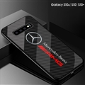 AMG Glass Mirror Surface Silicone Glass Covers Protective Back Cases For Samsung Galaxy S10E - 05