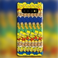 Cartoon Simpson Surface Cases For Samsung Galaxy S10E Silicone Soft Covers - 02