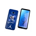 NBA Shoes Surface Cases For Samsung Galaxy Note9 Silicone Soft Covers - Blue