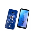 NBA Shoes Surface Cases For Samsung Galaxy S10 Silicone Soft Covers - Blue