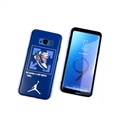 NBA Shoes Surface Cases For Samsung Galaxy S9 Silicone Soft Covers - Blue
