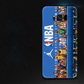 NBA Surface Cases Sports Shell For Samsung Galaxy S8 Silicone Soft Covers - Blue