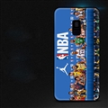 NBA Surface Cases Sports Shell For Samsung Galaxy S9 Silicone Soft Covers - Blue