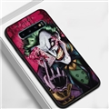 Personality Male Clown Skin Matte Covers Protective Back Cases For Samsung Galaxy S10 - Black