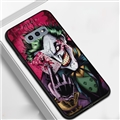 Personality Male Clown Skin Matte Covers Protective Back Cases For Samsung Galaxy S10E - Black