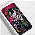 Personality Male Clown Skin Matte Covers Protective Back Cases For Samsung Galaxy S9 - Black