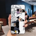 Unique Mickey Matte Hard Back Cases For Samsung Galaxy S9 - White
