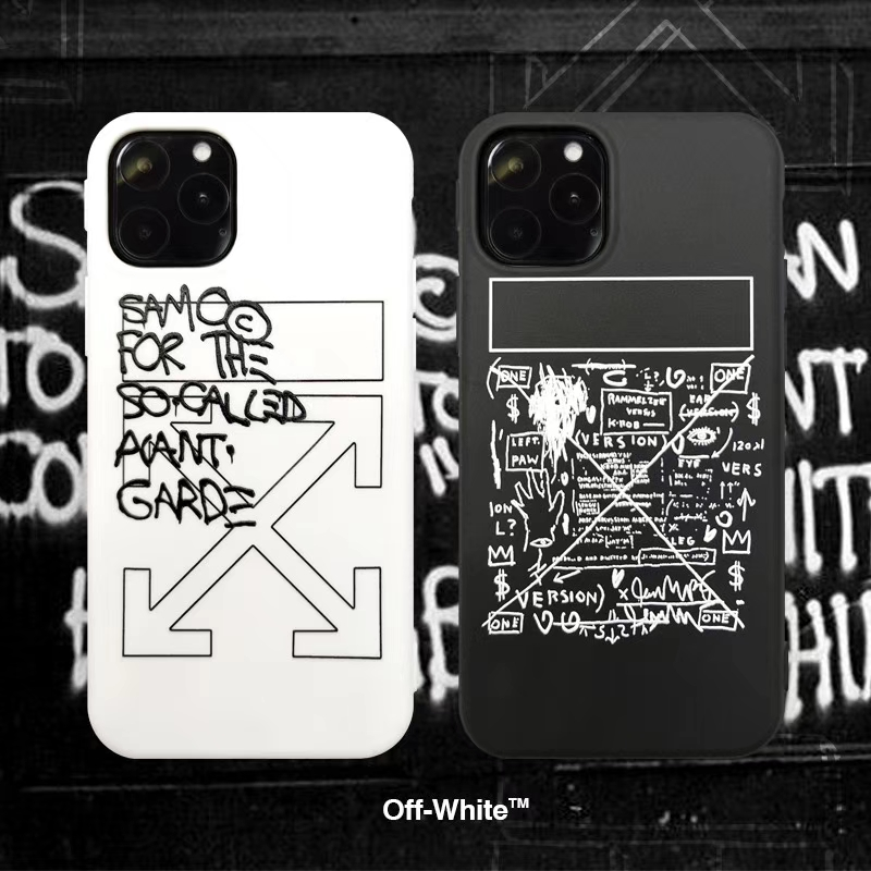 Buy Wholesale Unique Off,White Shell Matte Covers Protective