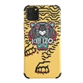 Unique Kenzo Shell Matte Covers Protective Back Cases For iPhone 11 Pro - Yellow