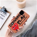 Unique PLAY Shell Matte Covers Protective Back Cases For iPhone 11 Pro Max - Orange