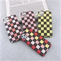 Classic Lattice Skin LV Leather Back Covers Holster Cases For iPhone 11 - 04