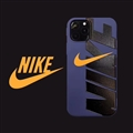 Classic Nike Shell Matte Covers Protective Back Cases For iPhone 11 - Blue